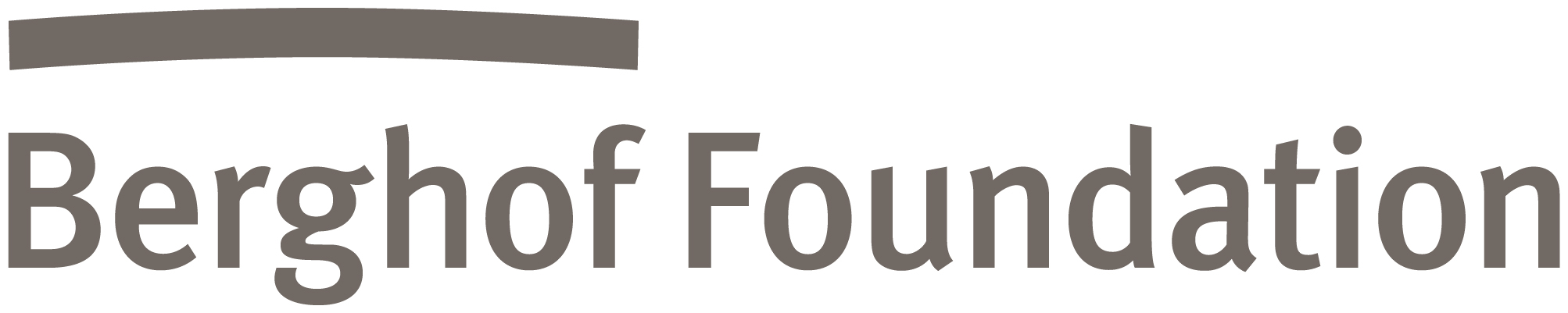 Logo der Berghof Foundation
